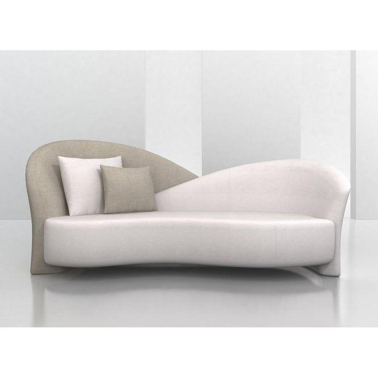 vladimir kagan sofas, couches   fleur modern sofa   vladimir kagan designed FUEIPIH