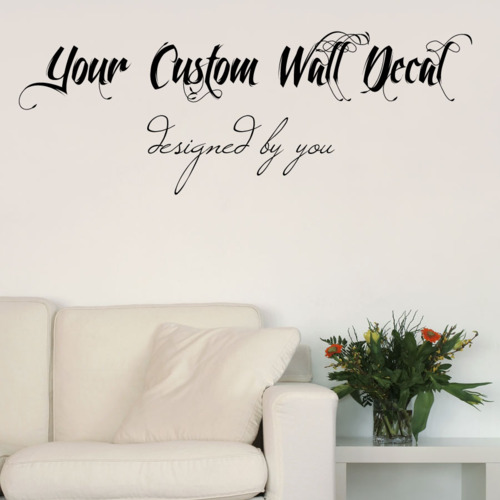 wall decal inspiration: custom wall decals creator! NVXTEOT