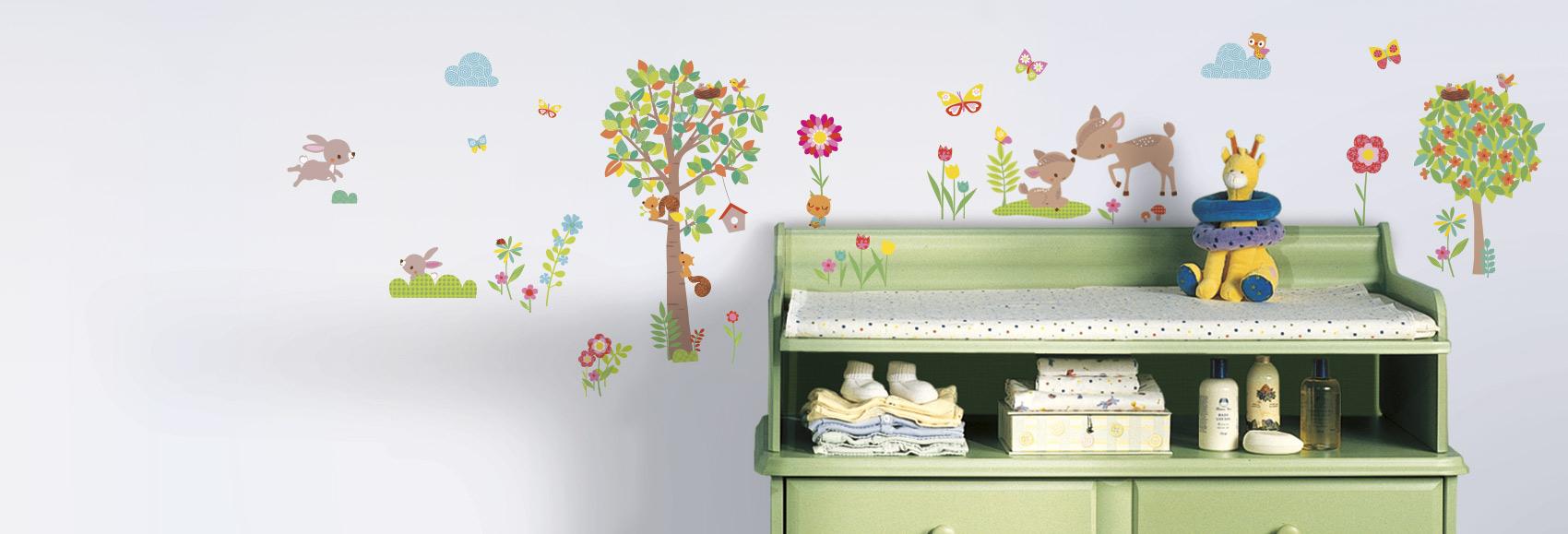 wall decals for nursery nursery wall decals u0026 wall stickers. nursery FTNKMNE