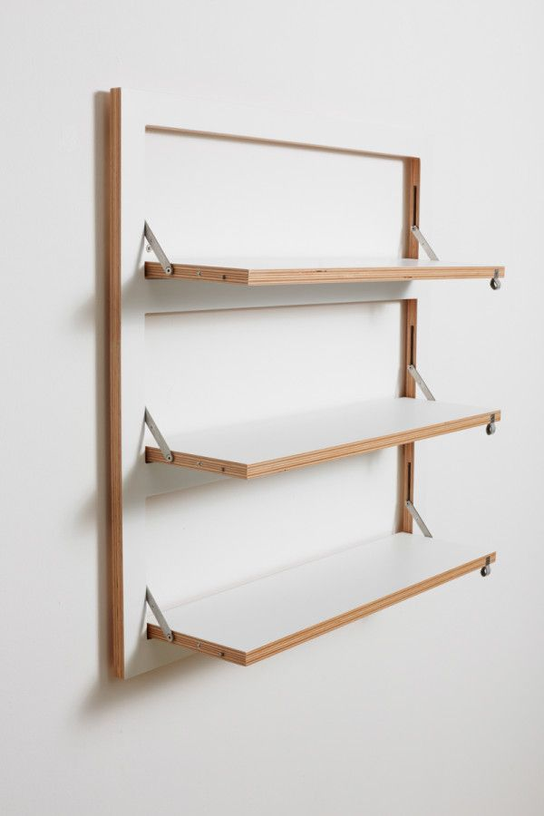Amazing styles of wall mounted shelves