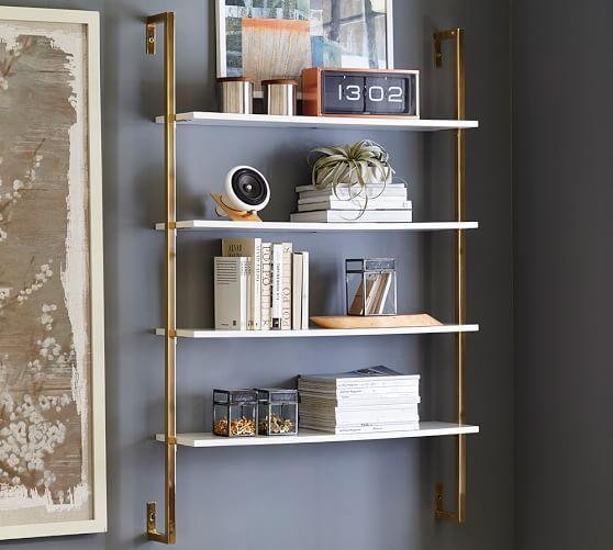 wall mounted shelves shop. wall mounted shelvesopen ... LQUJOXA