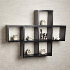 wall shelves black wall u0026 display shelves youu0027ll love | wayfair NBNMVSI