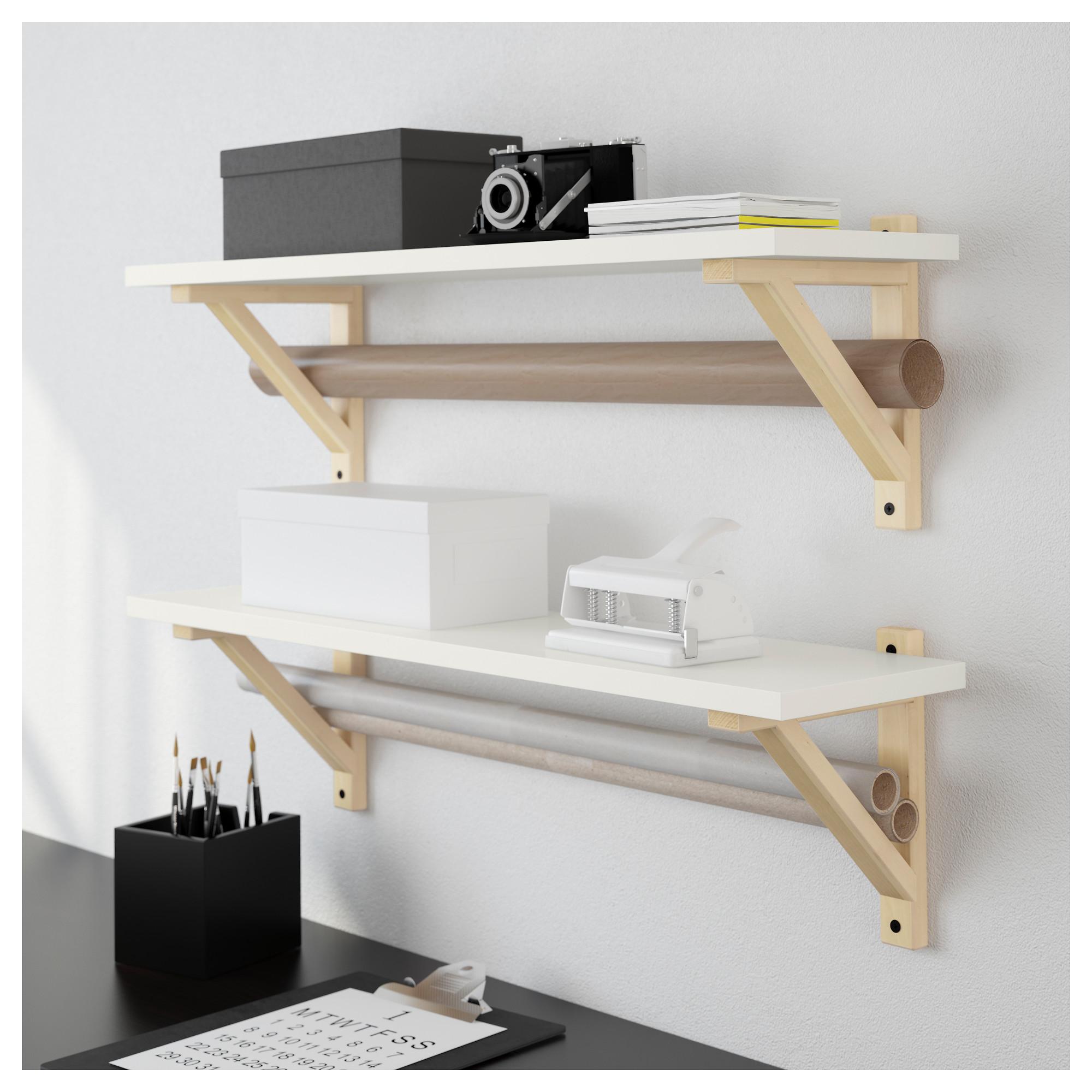 wall shelves ekby östen / ekby valter wall shelf - ikea WBTNVLV