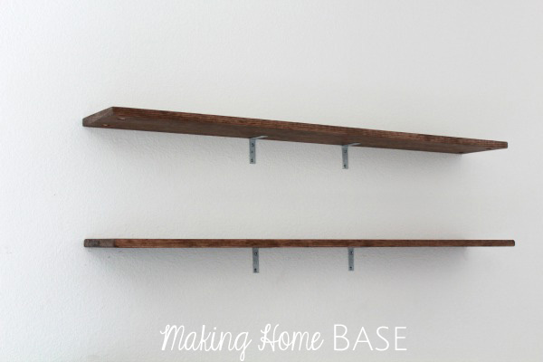 wall shelves tutorial QHQKOYI