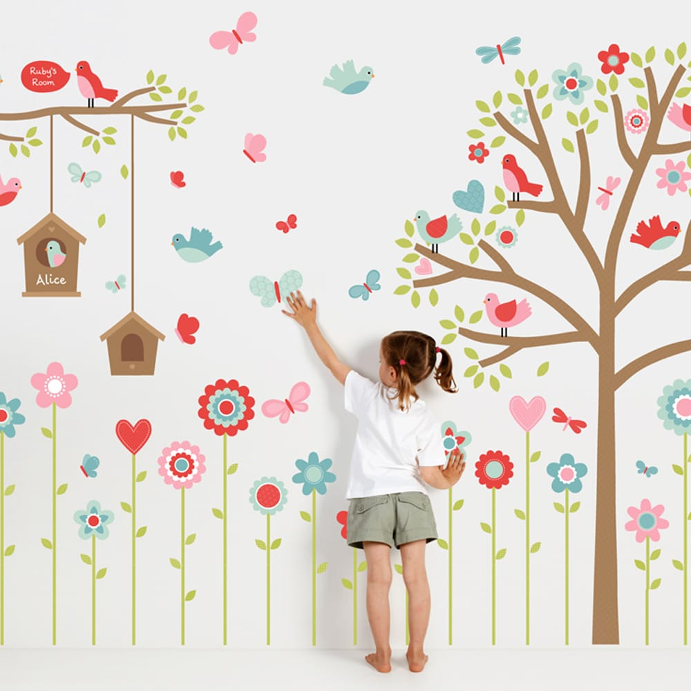 wall stickers for kids wall decals | nursery decals | wall stickers - tinyme UULVPXT