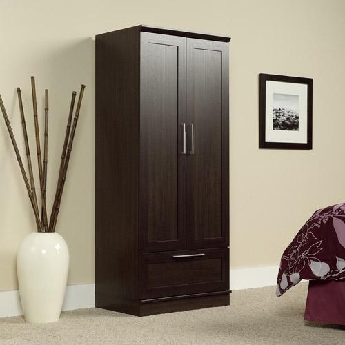 wardrobe storage sauder homeplus wardrobe/storage cabinet YRJYSAY