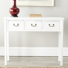 white console table white console u0026 sofa tables youu0027ll love | wayfair YBUARID