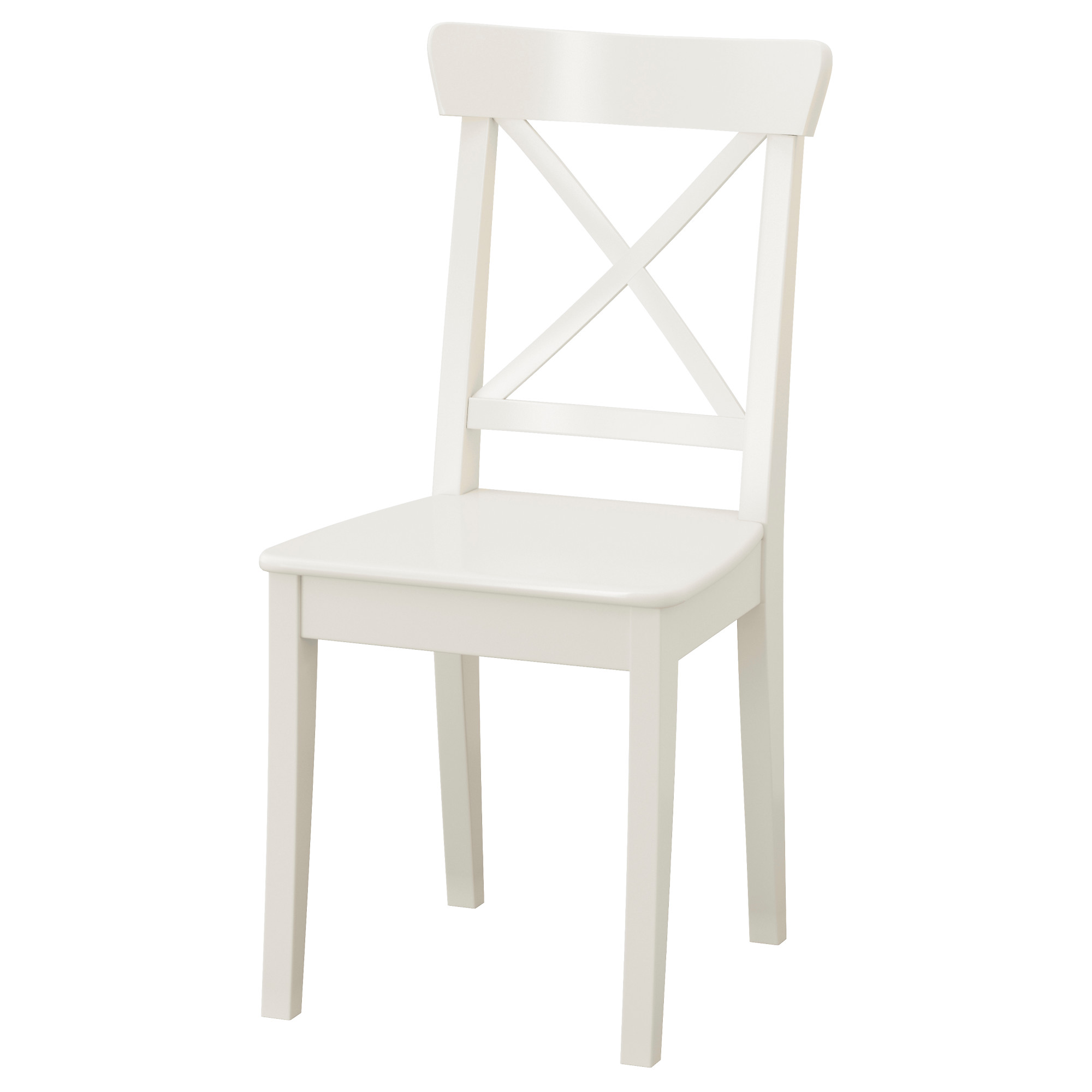 white dining chairs ingolf chair, white tested for: 243 lb width: 16 7/8  MBMCBPQ