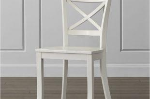white dining chairs vintner white wood dining chair ADXEZEG
