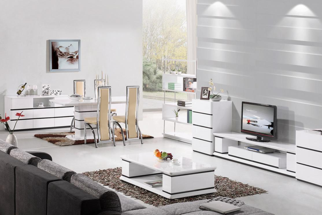 white gloss furniture slide 7 SZLKBDN