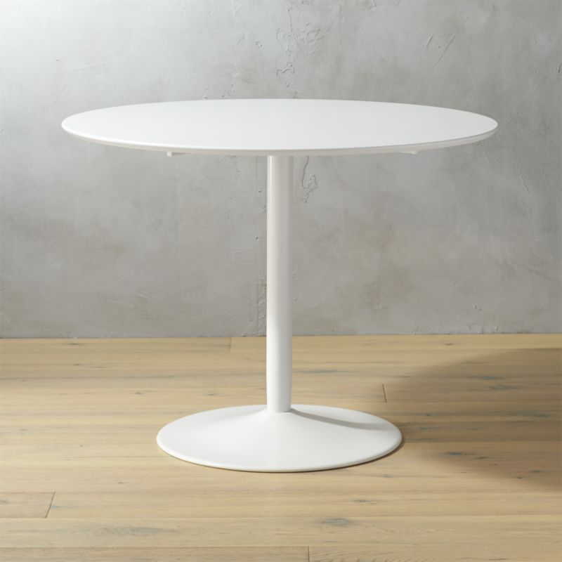 Remolding your home with the white table