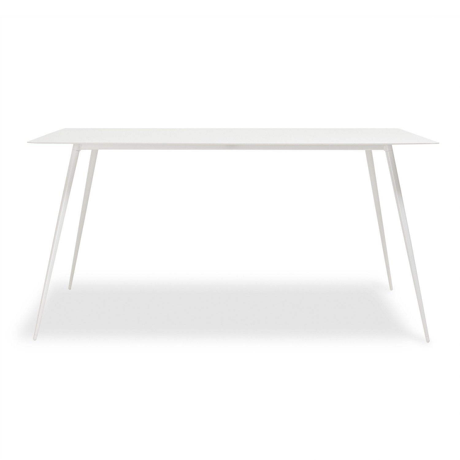 white table pulp small white dining table WXOCLOX