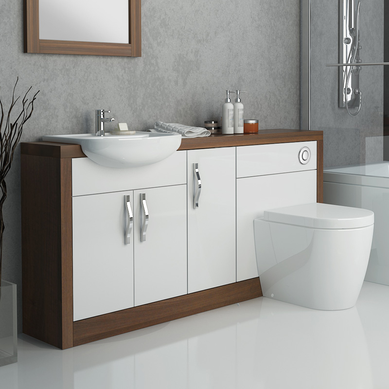 why fitted bathroom furniture is needed WASNJXY