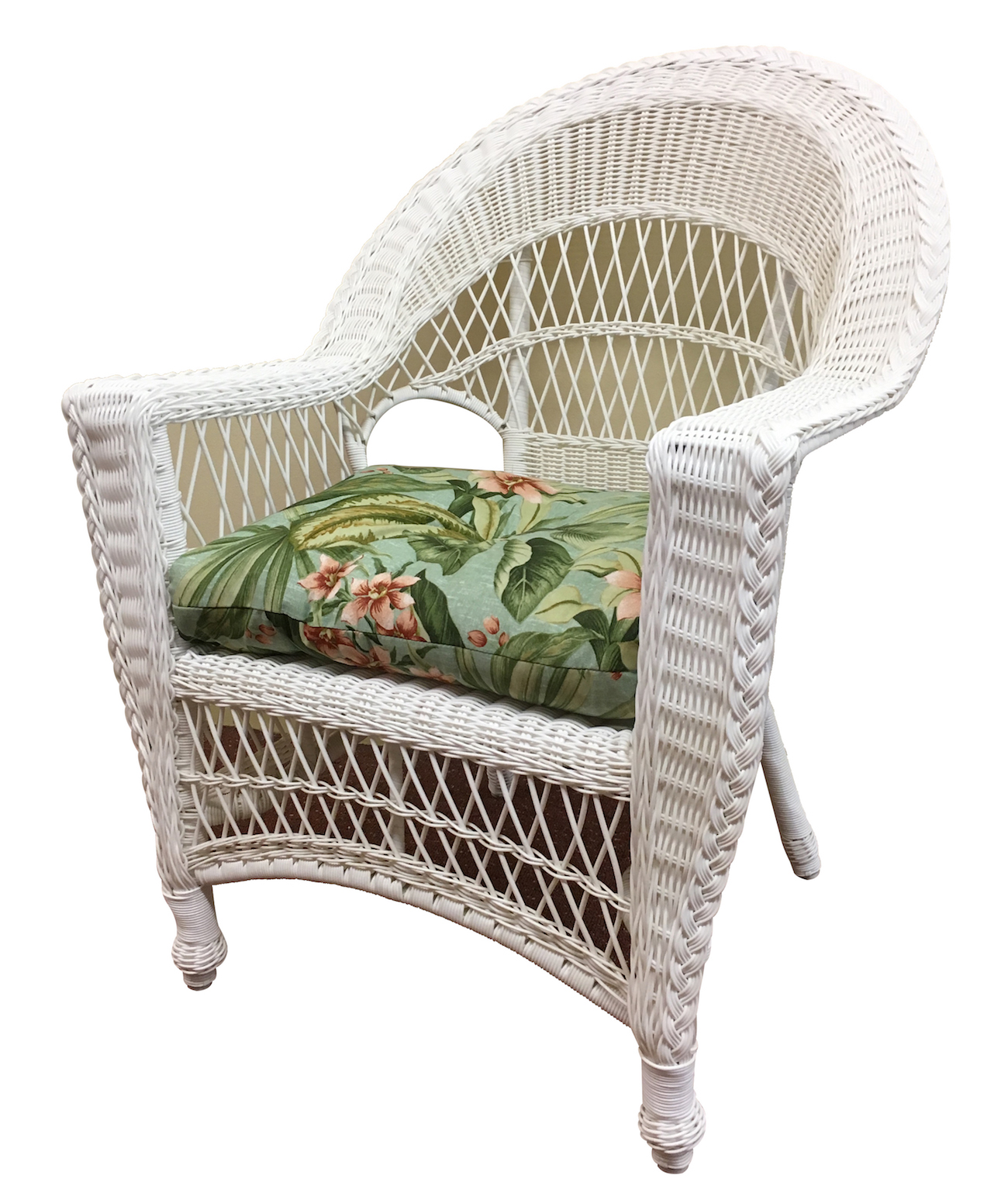 wicker chairs outdoor wicker chair - cape cod BSUSAUE