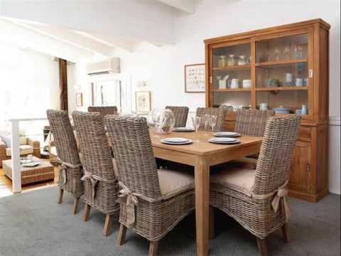 wicker dining chairs | collection of wicker indoor dining chairsu200e VBJJNIR