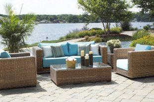 wicker patio furniture outdoor patio wicker furniture | santa barbara KYUARHC