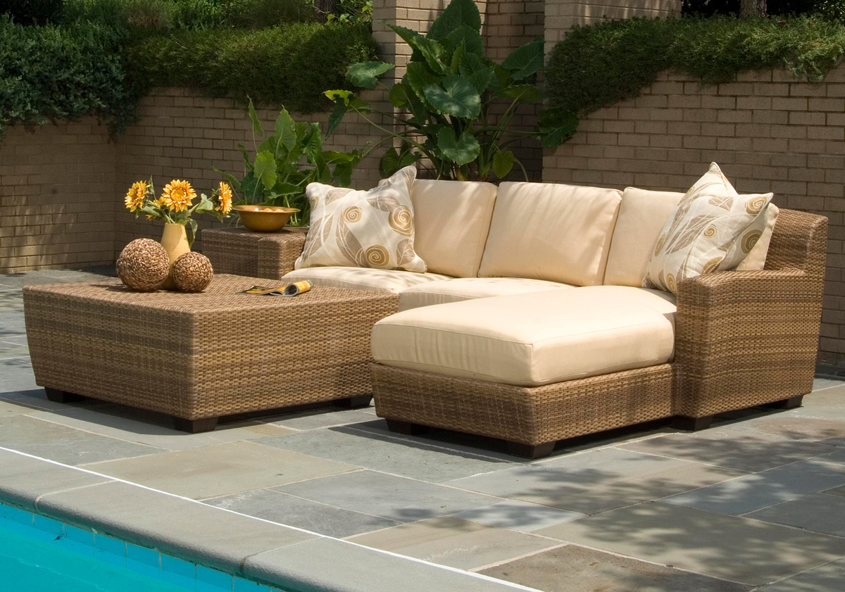 wicker patio furniture outdoor wicker furniture in a variety of styles from patio productions SVTYBOF