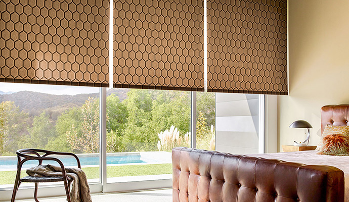 window coverings roller shades JCXMLBW