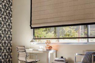 window coverings roman shades YAYKZAK