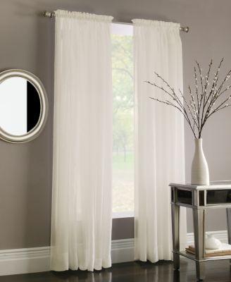 window panels miller curtains sheer preston poletop window treatment collection - window  treatments - YNSFOIX