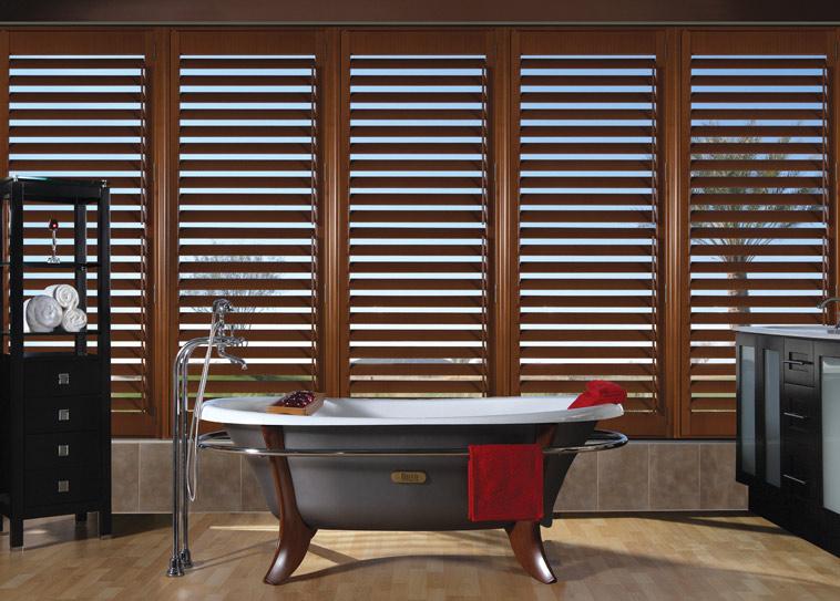 window shutters budget blinds moisture resistant plantation shutters KLDVVBS