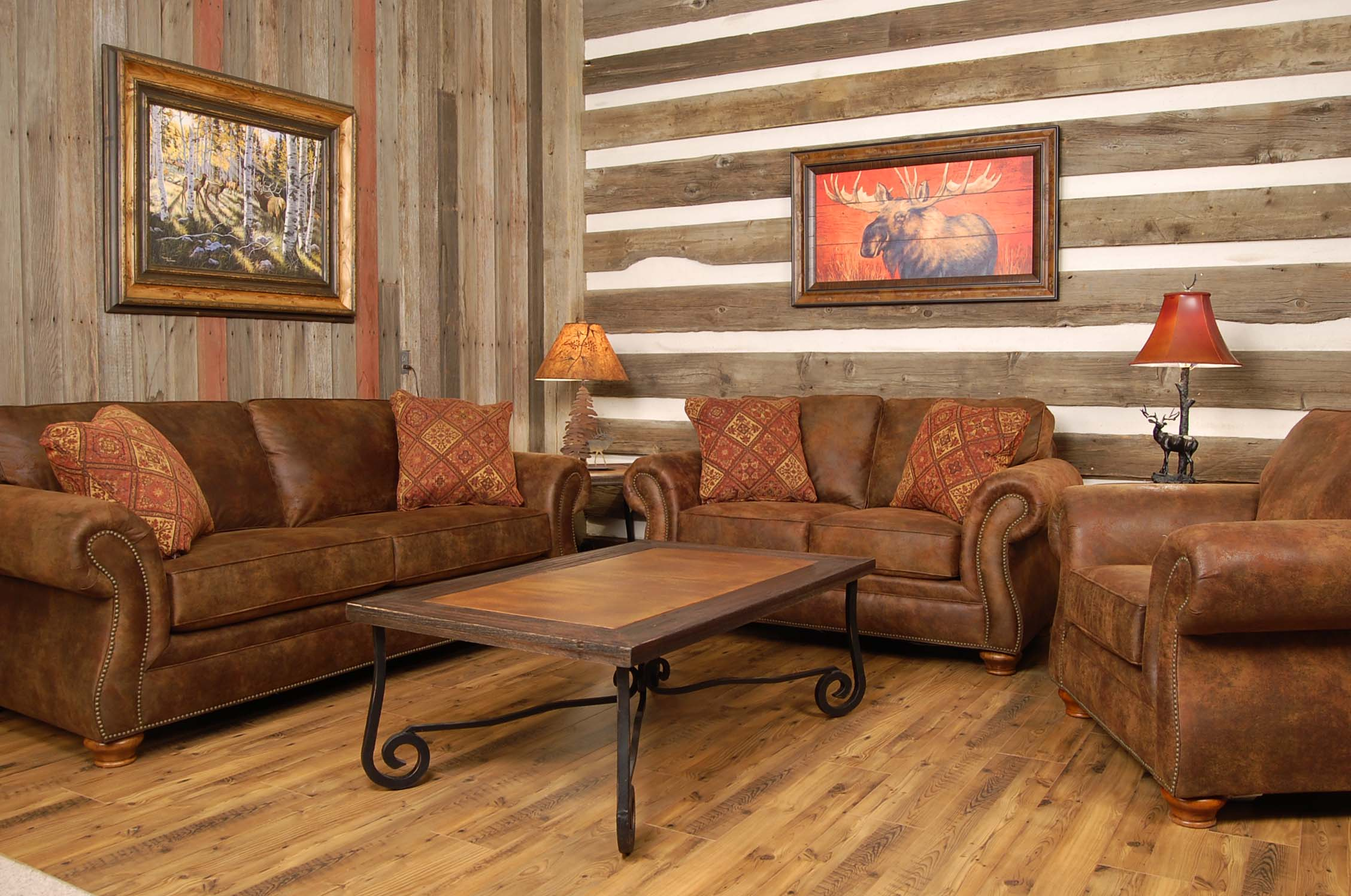 winsome rustic living room furniture sets marvelous leather summit suite  country home GQBFTNF