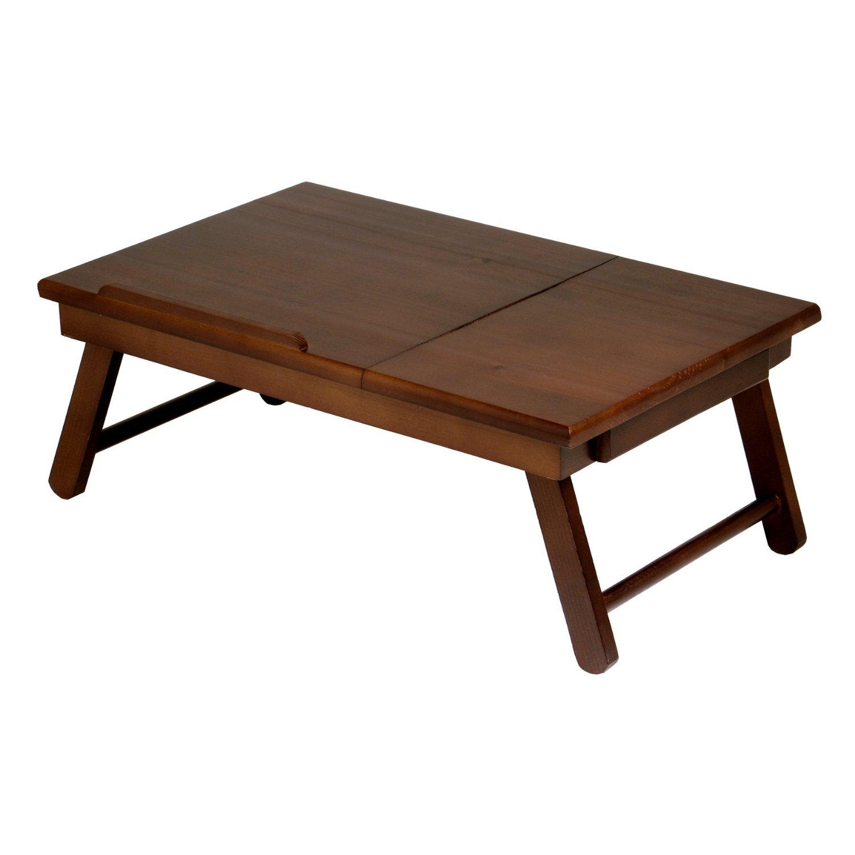 winsome wood alden lap desk ... DUWTSTR