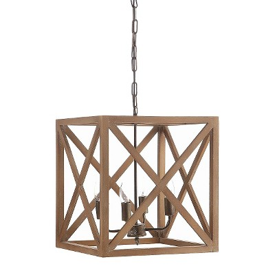 wood chandelier $253.00 CVDJOGX