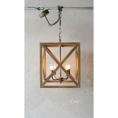 wood chandelier $253.00 CWHYOMN