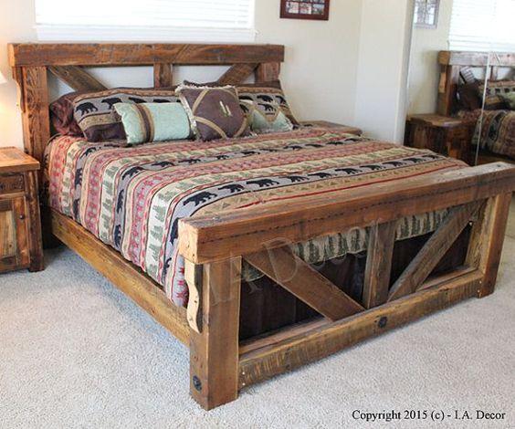 wooden beds homemade wooden bed frames - google search CVWWRGT