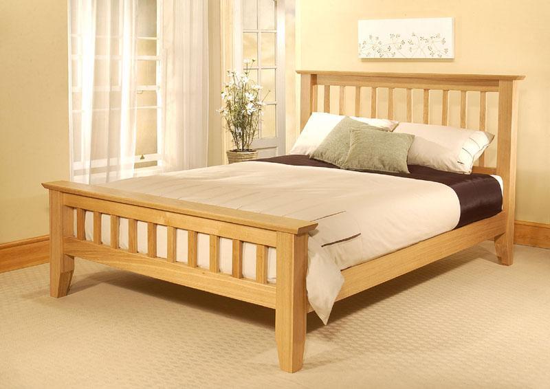 wooden beds king size wooden bed frame WBRFTGJ