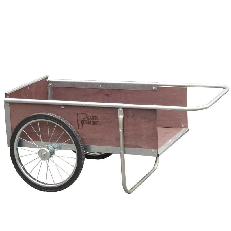 wooden garden cart medium JXCSFFM