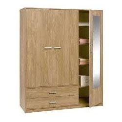 wooden wardrobe OVLOXXJ