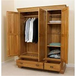 wooden wardrobe QJZLKLU