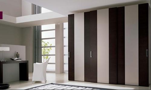 wooden wardrobes - designer wardrobe manufacturer from thane CDFXCFJ