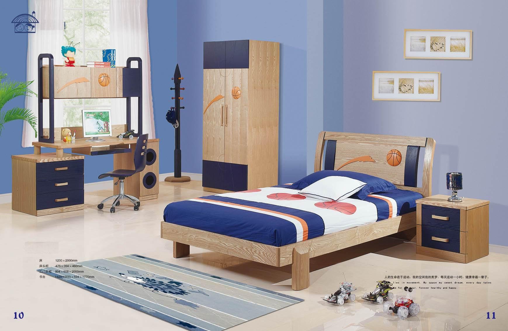 youth bedroom furniture | kids bedroom set (jkd-20120#) - china kids HJMTEKG