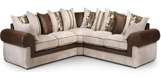 zita fabric corner sofa - 2a2 WHYCIGA