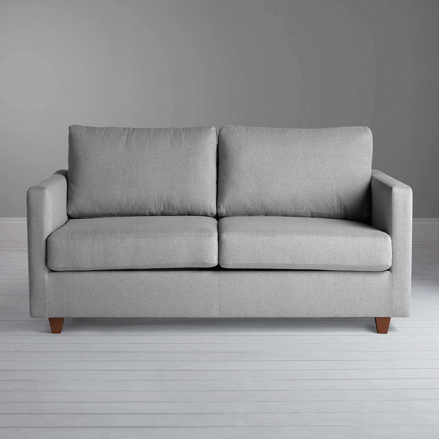 ... buyjohn lewis barlow 2 seater small sofa bed with pocket sprung OFJVEQP