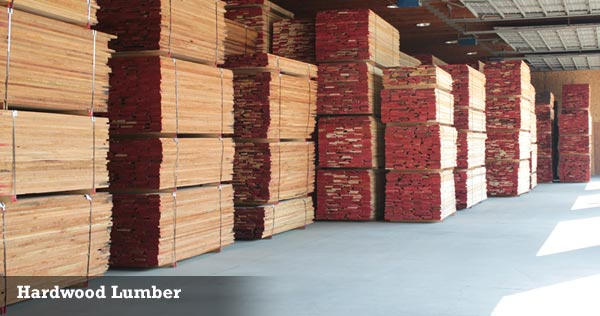 ... hardwood lumber at wible lumber in south milford, indiana ... DDFRHOP