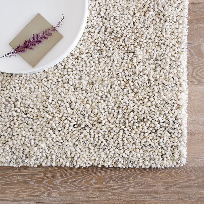 ... wool shag rug incredible new intended for bello west elm designs 1 FJPXRLV