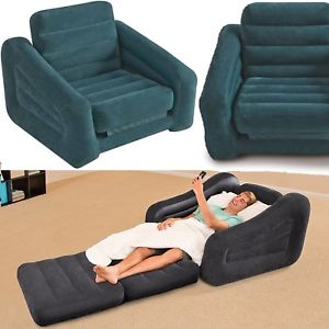 2 in 1 sofa image is loading 2-in-1-chair-bed-inflatable-convertible-sleep- NRAZOFK