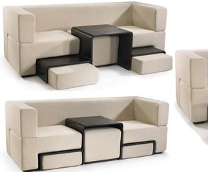 2 in 1 sofa slot sofa, seating and table in one PEJKNGM