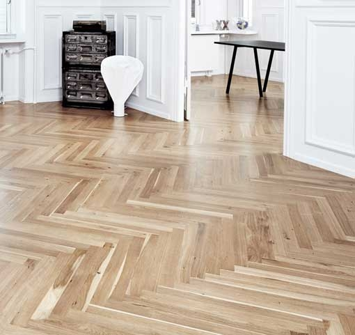 22mm junckers single stave oak parquet flooring 623.5mm long SSKACVW