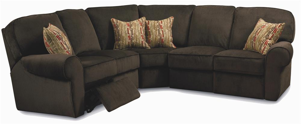 3 piece sectional sofa sectional shown may not represent exact features indicated. lane megan 3  piece EVNQFXN