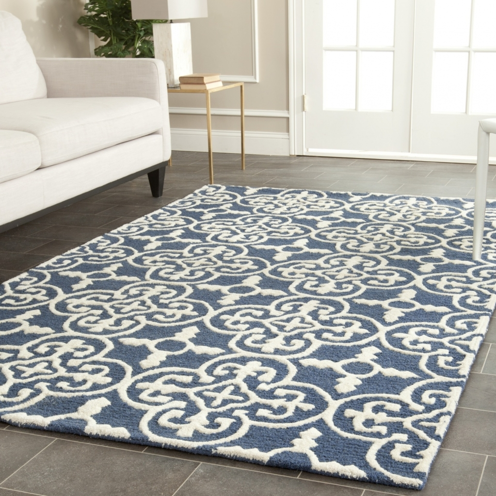 How to decorate your home with 6×9 area rug?
