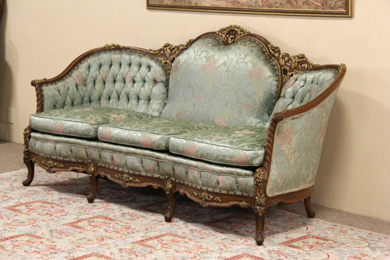 antique sofa styles french VNGBKEX