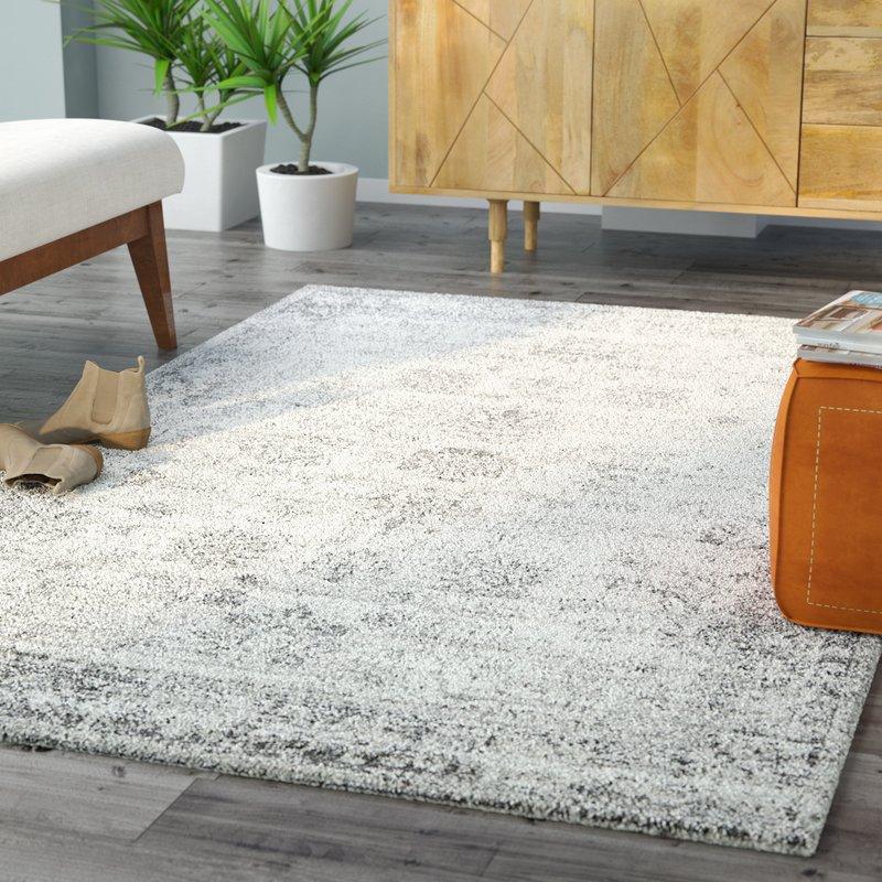 Area carpets brandt gray area rug IBZDMKA