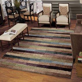 Area carpets orian rugs plush irving multi-colored-colored area rug - walmart.com MCRZKEI