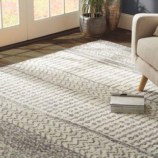 area rugs danny gray/ivory area rug LNNPHFL