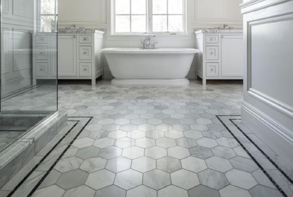 bathroom floor tile gray tile flooring for bathroom apartment regarding bathroom  floor SEALHHX